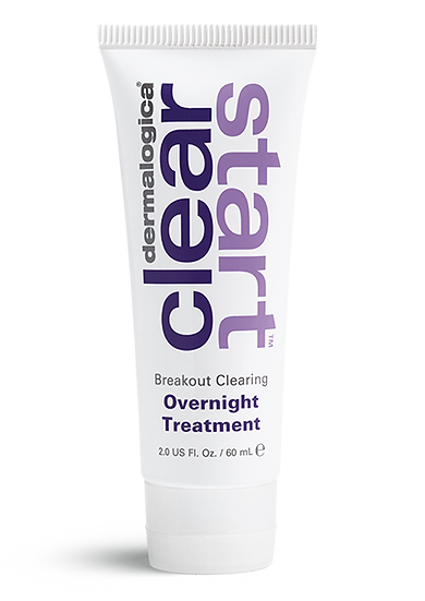 Breakout Clearing Overnight Treatment - 59ml