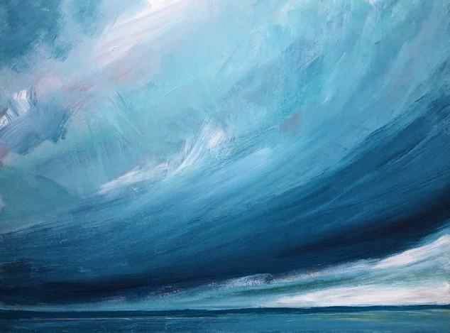 Lichterwolke (Cloud of Light)