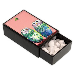 Acrylic mint box
