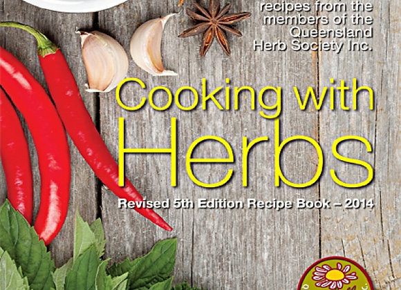 Book - Cooking with Herbs