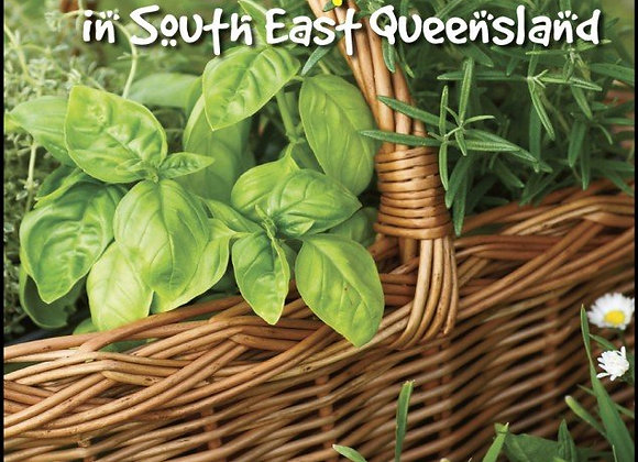Book - 101 Herbs to grow in SEQ
