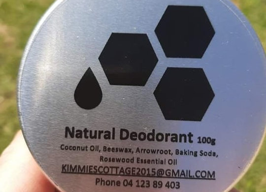 Natural Deodorant - Tea Tree