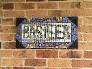 Basilea Farm sign