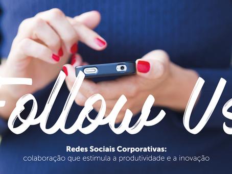 Redes sociais corporativas: abra-se para a colaboração