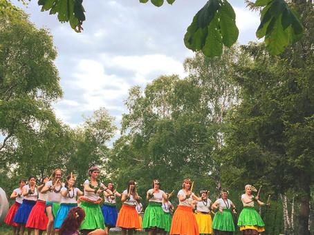 La danza Hula