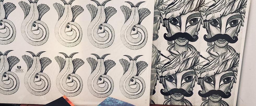 Acrylic Sheet Mats