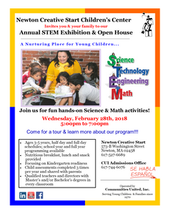 STEM Exhibition & Open House