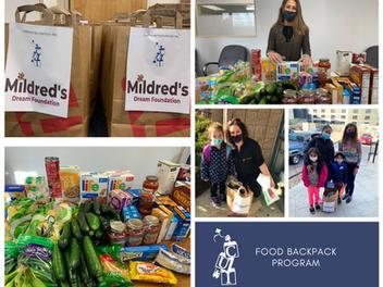 Food Backpack Program Via Amazon Pantry