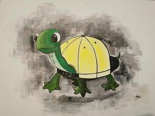 """Snapp-Back Turtle"""