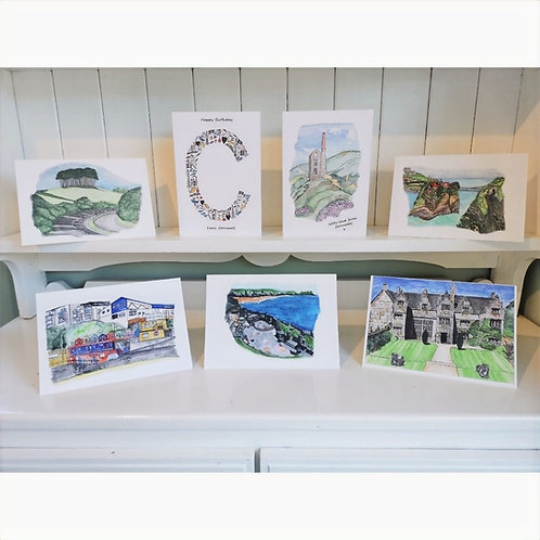 Cornish Greetings Cards