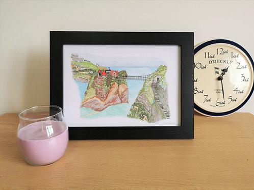 The Island- Art Print