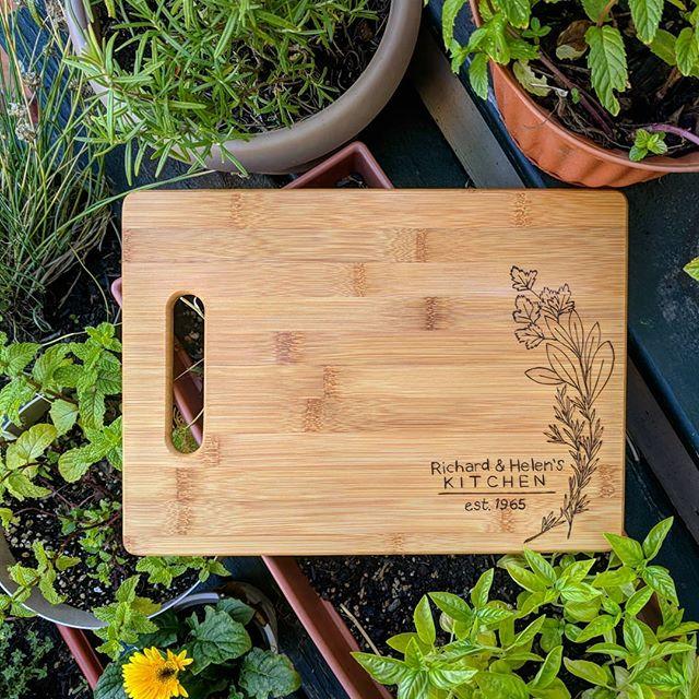 A lovely ann-herb-versary gift 🌿