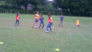 Petersfield Summer School students playi