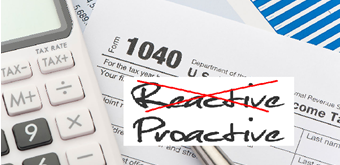 The new SECURE Act and Proactive Retirement Planning