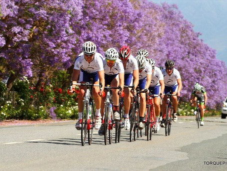 PCH UCT Cycling Team Excels Again