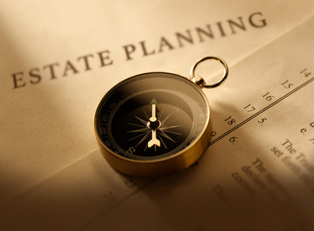 Estate Planning: Death and Marriage go together like a horse and carriage