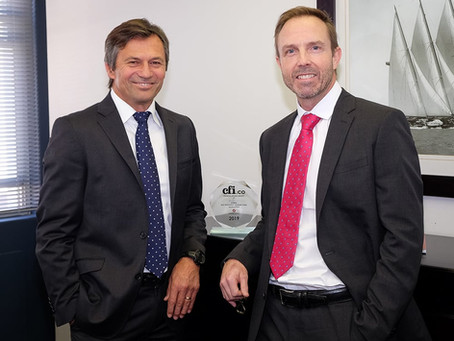 PRIVATE CLIENT PORTFOLIOS WINS PRESTIGIOUS INTERNATIONAL AWARD