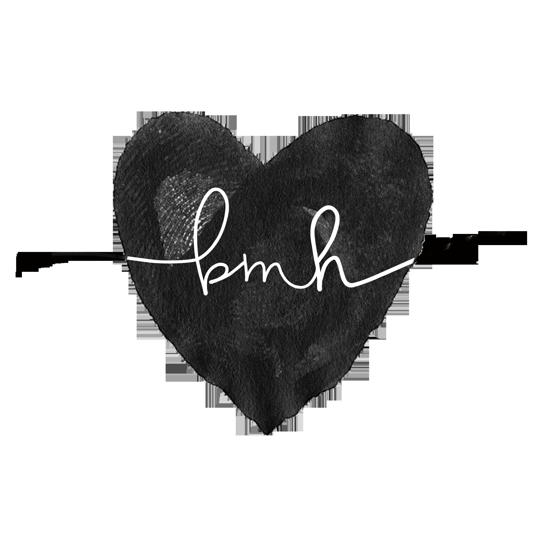 Bespoke My Heart Logo