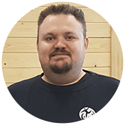 Henrik Christensen, Warehouse Manager