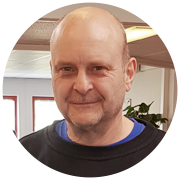 Palle Jacobsen, Warehouse Manager