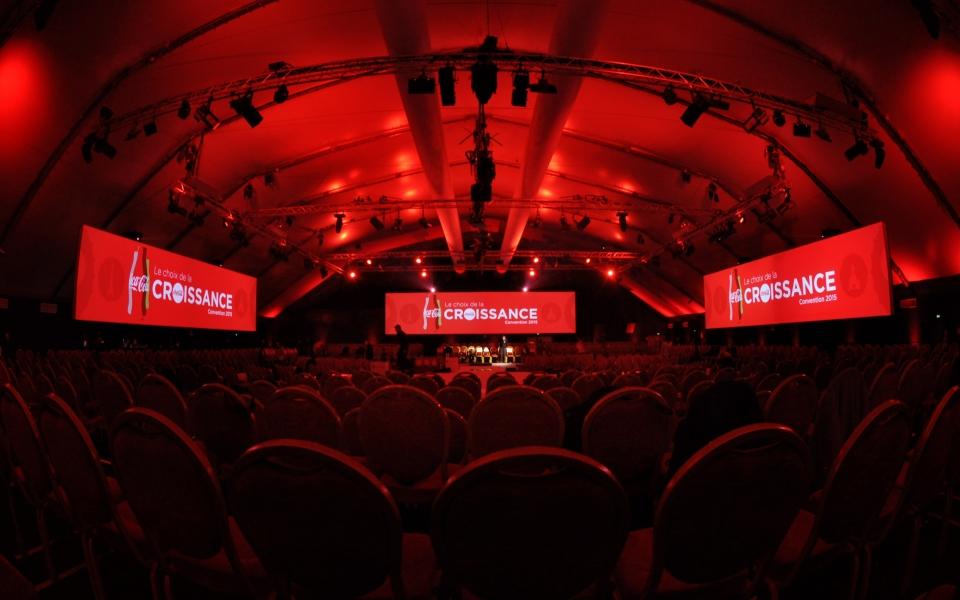 Coca-Cola France - Sales Convention