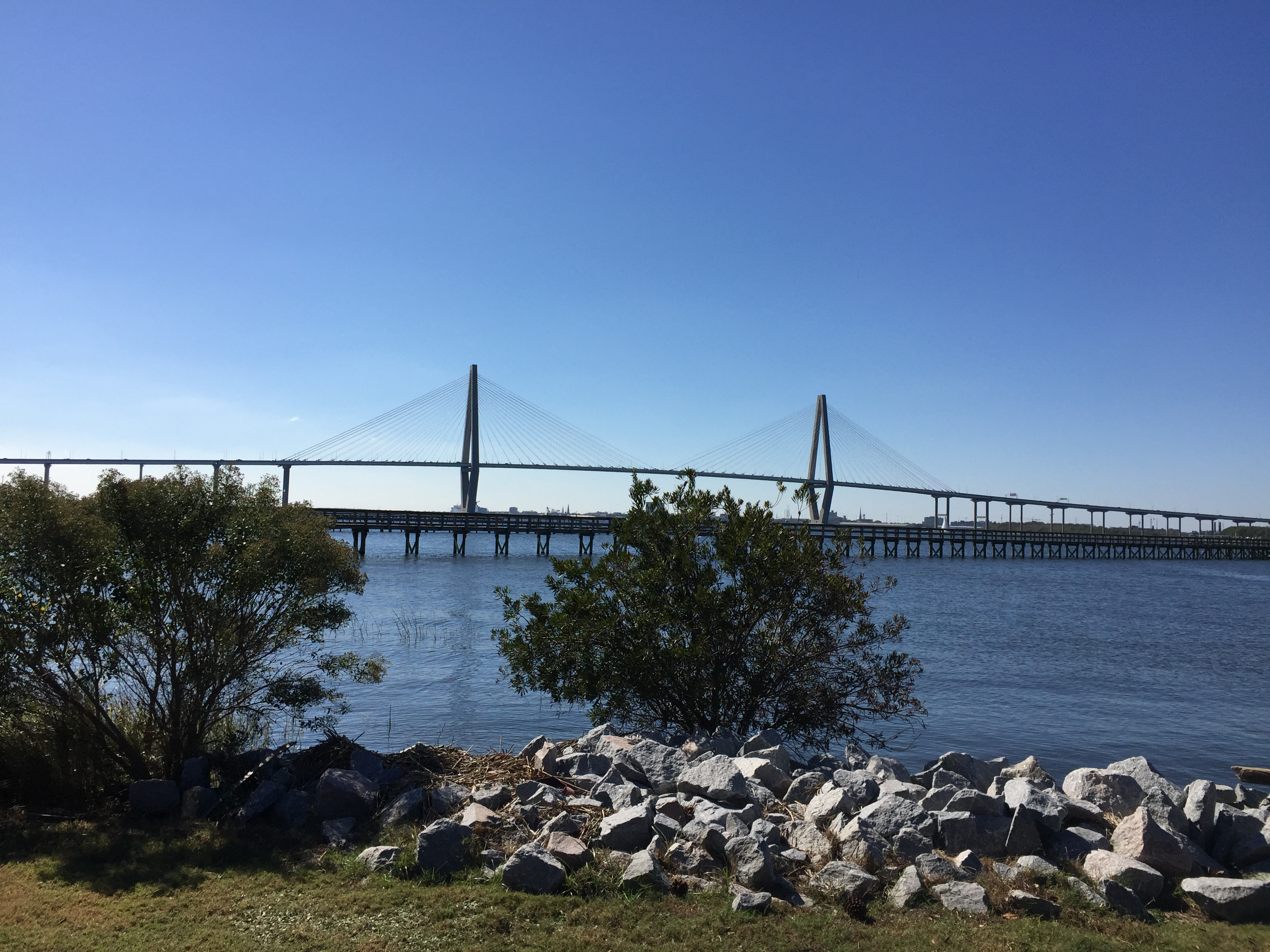 Ravenel from Remleys Point