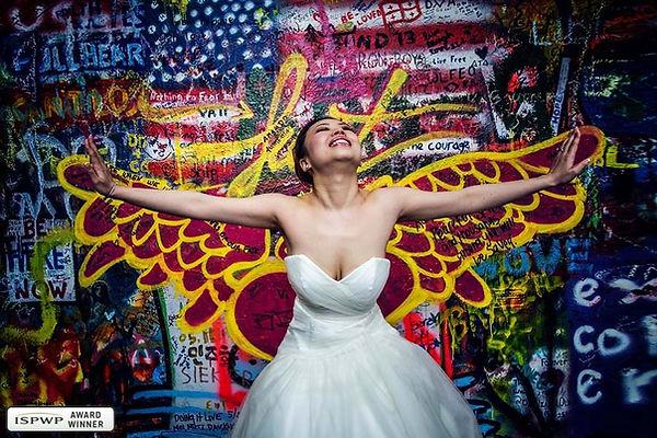 oceněné svatební fotografie