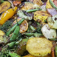 Mixed Grilled Veggies