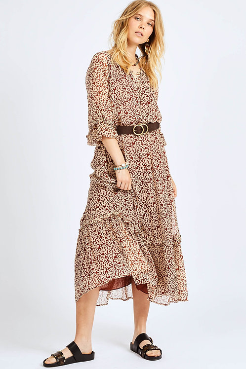 NEW KIRTI LONG DRESS MOLIIN