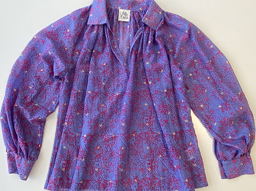 CONSUELO BLOUSE ATTIC & BARN