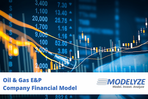 PDC Energy Financial Model