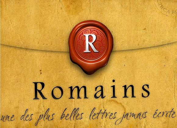Romains | Une des plus belles lettres jamais écrites