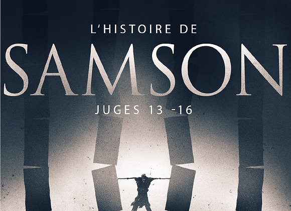 L'histoire de Samson