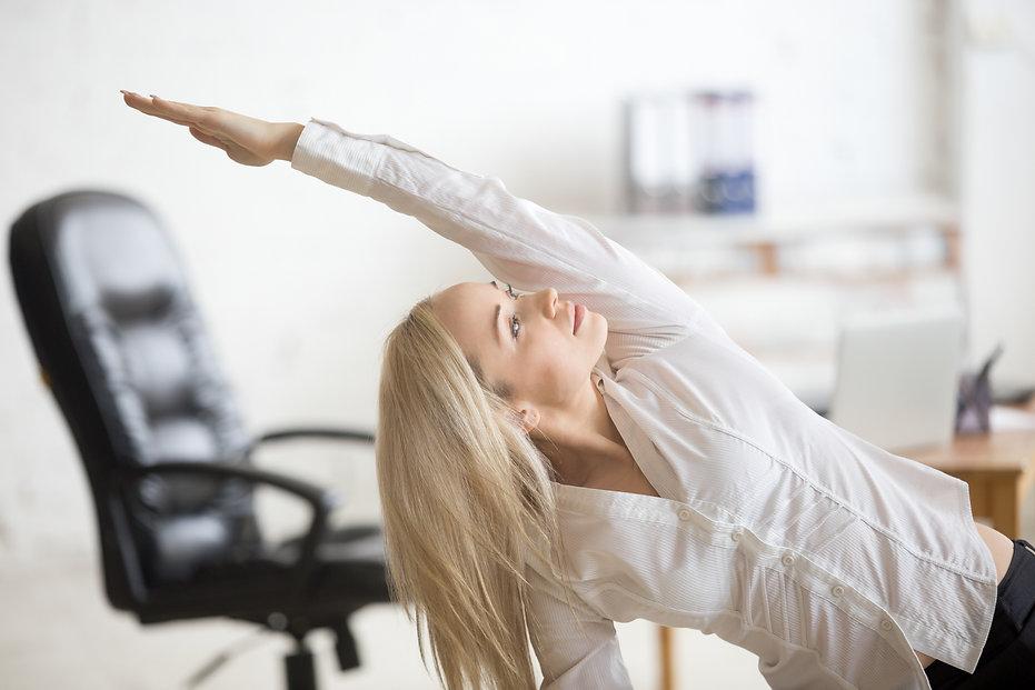 Virtual Corporate Yoga | Eryns Yoga in Barrhaven, Nepean, Ontario