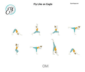 FREE PDF download Strength and Concentration Sequence for home yoga practise | Eryns Yoga in Barrhaven, Nepean, Ontario