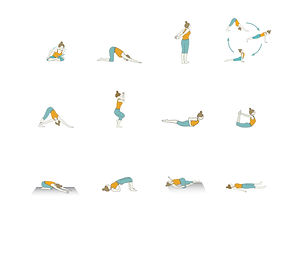 FREE PDF download Yoga for Tight Shoulders Sequence for home yoga practise | Eryns Yoga in Barrhaven, Nepean, Ontario