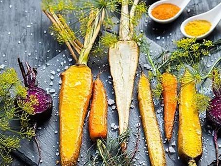Vegetables w/ Cashew Millet