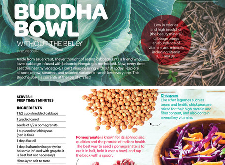 Buddha Bowl Without the Belly