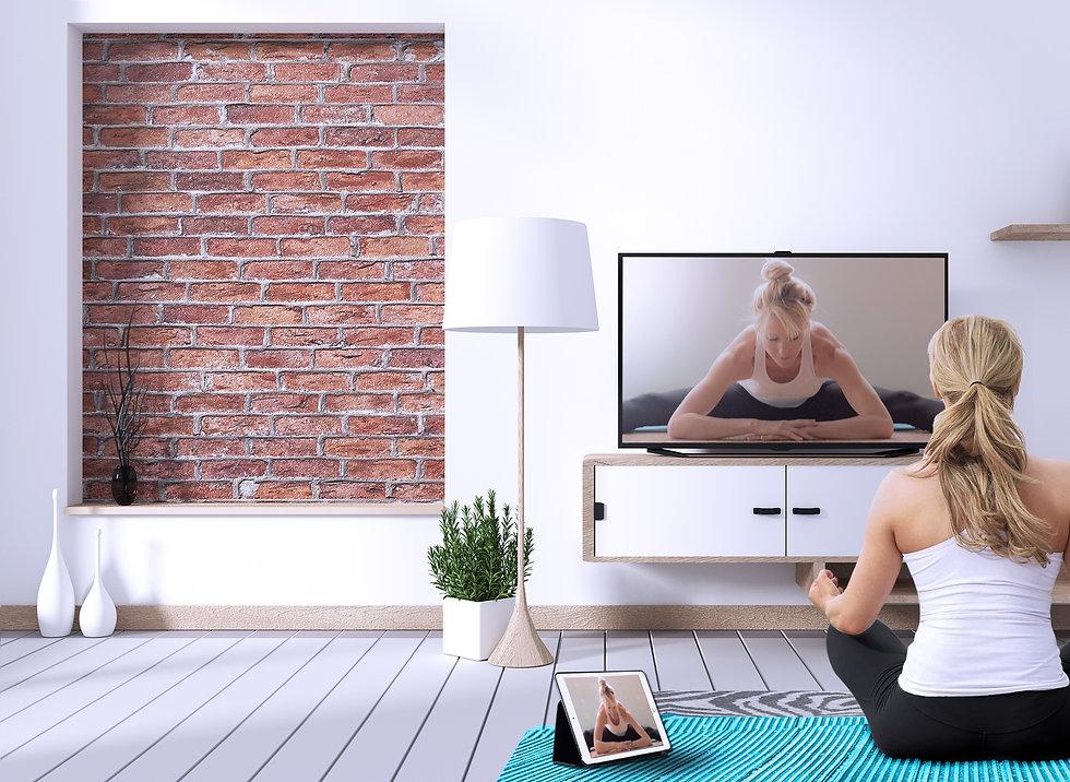Virtual Yoga on Zoom | Eryns Yoga in Barrhaven, Nepean, Ontario