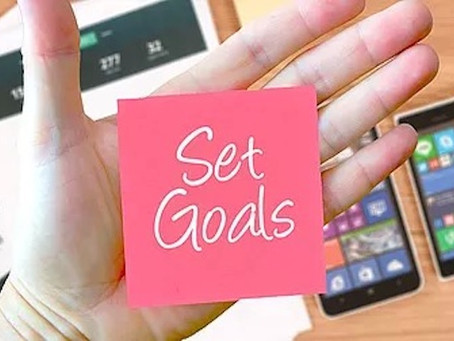 The Secret to Goal-Setting Success