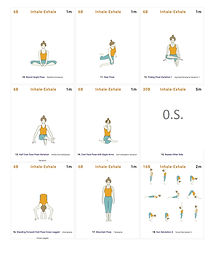 FREE PDF download Eagle Flow 2 Sequence for home yoga practise | Eryns Yoga in Barrhaven, Nepean, Ontario