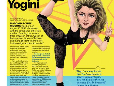 Madonna: Material Yogini