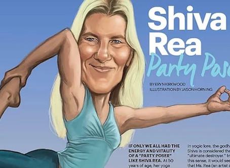 Enlighten Up: Shiva Rea