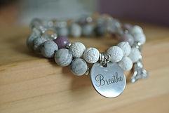 AromaMALA BREATHE bracelet | Eryns Yoga in Barrhaven, Nepean, Ontario
