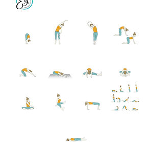 FREE PDF download Low Back Stiffness Sequence for home yoga practise | Eryns Yoga in Barrhaven, Nepean, Ontario