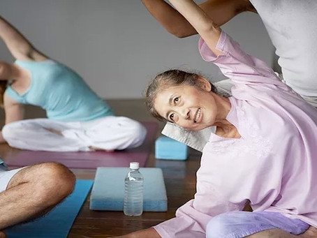 Yoga For Osteoporosis?