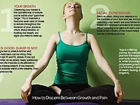 How to Avoid Stretching Too Far