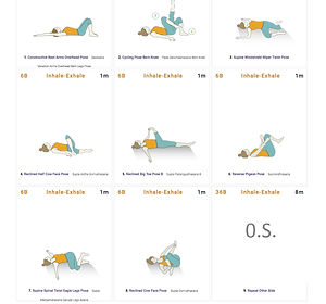 FREE PDF download Eagle Flow 1 Sequence for home yoga practise | Eryns Yoga in Barrhaven, Nepean, Ontario