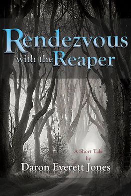 Story Cover, Rendezvous with the Reaper, short story, serial killer, drugs