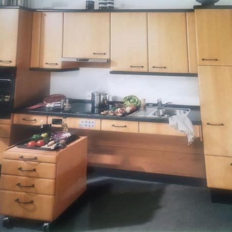 Was ist eine barrierefreie Küche? Grundsätzliches und Unerlässliches